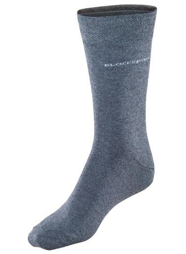Blackspade Unisex Çorap Gri